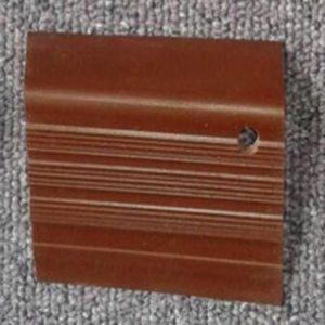 step nosing coklat polos