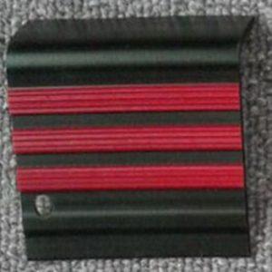 list tangga hitam list merah